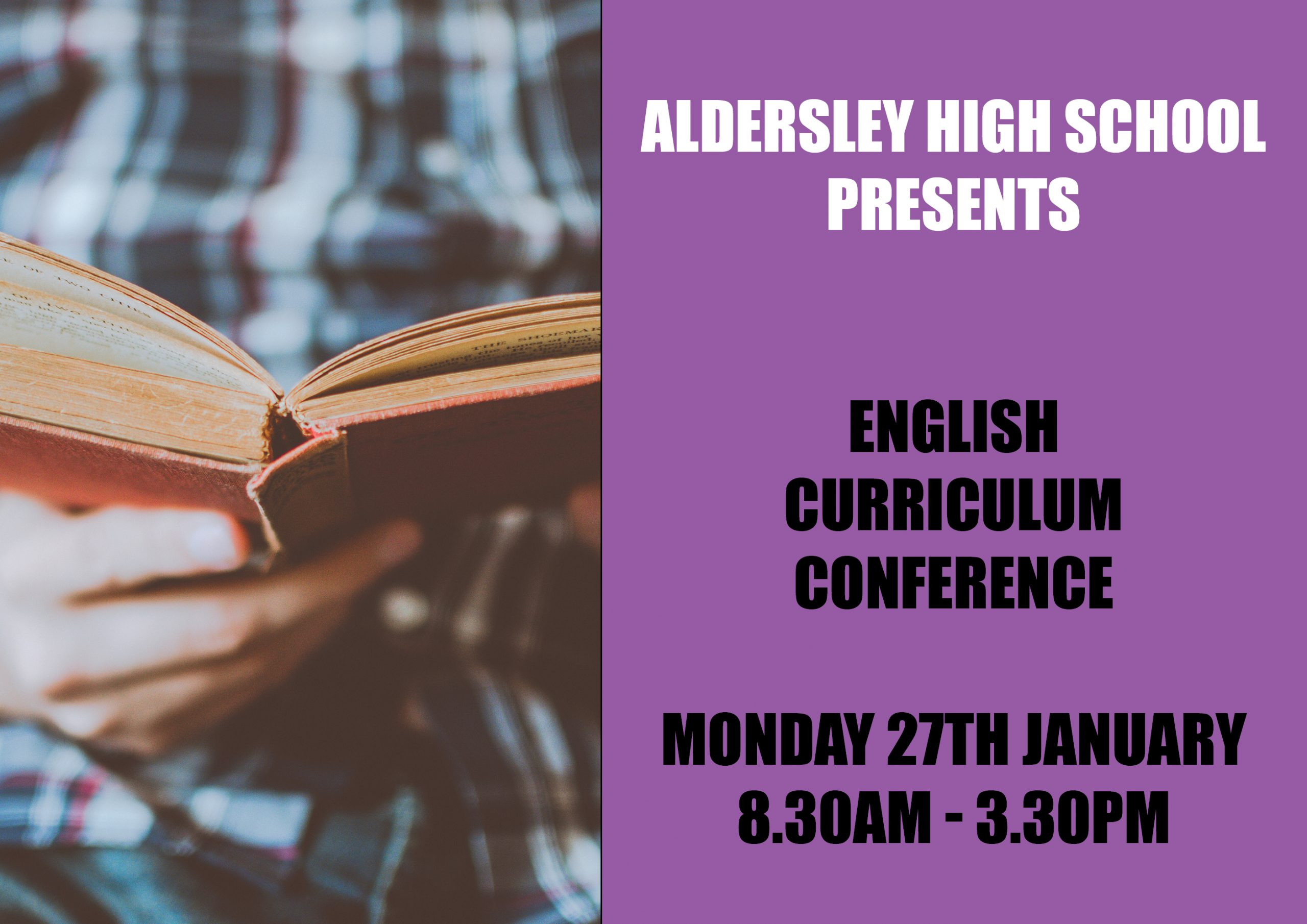 Amethyst English Conference