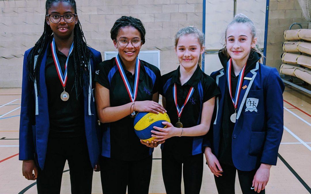 Aldersley Girls U13 Volleyball Qualifiers