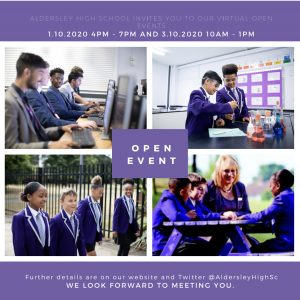 Aldersley Open Day